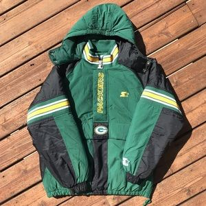 Green Bay Packers Starter Proline Jacket